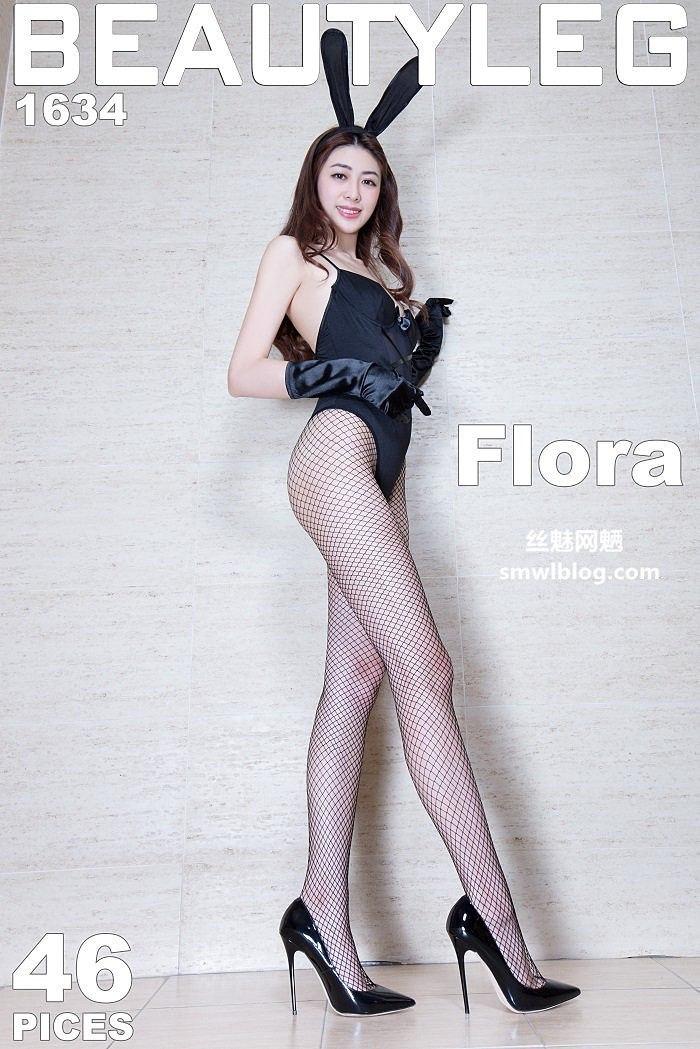 [Beautyleg]美腿寫真 2018.07.20 No.1634 Flora[62P/313M]